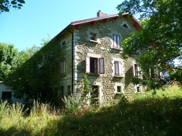 Vente maison en pierres 26420 for Vente maison vercors